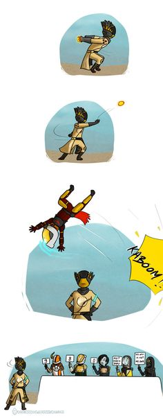 A common sight for Xur's first day at the Reef. Poor soul. (Wait, I'm not even sure he has one) Destiny©Bungie