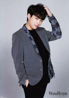 "[SCAN] 170730 Infinite in Japan Magazine ""INROCK BOY6"" - #INFINITE #인피니트 #Woohyun"