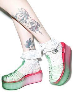 Icepop Platform Sandals
