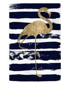 Another great find on #zulily! Flamingo Print #zulilyfinds