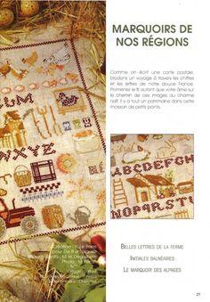 Gallery.ru / Фото #43 - DFEA HS 11 Samplers.pdf - fialka53