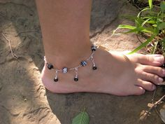 Dancing with Gypsies #handmade #anklet on #Etsy $62.00