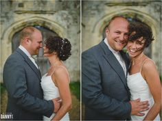 Bride and groom portraits at the titchfield abbey, destination wedding photography, england