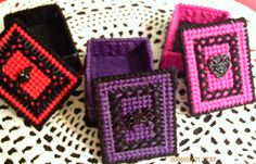 Mini Gothic Jewlery Boxes Choose one by ghostgap on Etsy, $5.00