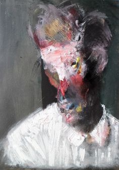 Study for Portrait of Egon Schiele by RyckRudd.deviantart.com on @deviantART