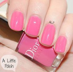 A Little Polish: Dior - Pink Kimono