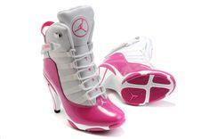 650edcd03c58 Jordan 6 High Heels Shoes Nike Shoes