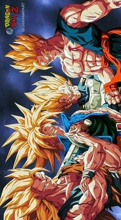 Saiyajins By: Chanampart – Renee Warco Dragon Images, Z Arts, Dragon Ball Gt, Anime Art, Artwork, Manga Girl, Anime Girls, Rosario Vampire, Manga Illustration
