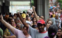¡El colmo! Ni la crisis pueden denunciar lo venezolanos por Twitter - http://wp.me/p7GFvM-zrt
