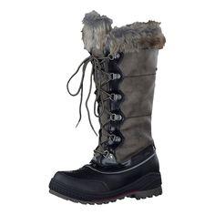 """Die s.Oliver Uta Stiefel besitzen eine wasserabweisende Membran, die den Fuß vor Nässe schützt. Dazu sorgt die anpassungsfähige """"Soft Foam""""-Decksohle für ein angenehmes Laufgefühl.  - Verschluss: Reißverschluss - zusätzliche Schnürung - weiche textile Innenverarbeitung - Absatzart: Block - Absatzhöhe: 2,5 cm - Schafthöhe bei Gr. 37: ca. 29 cm - griffige Profilsohle  Obermaterial: Textil, sonsti..."""