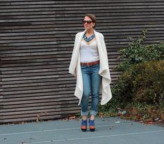 Fashion blogger, Fashion blog, Maggie Dallospedale fashion diary, fashion outfit, Fashion Blogger question, Dragon tee,Maxi Cardigan, denim, 3