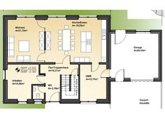 Duplex Plans, House Layouts, Lofts, Case, Modern, Floor Plans, Houses, How To Plan, Home Layouts