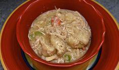 Easy Chicken & Dumplings - 719woman.com