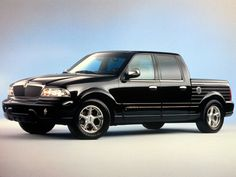 Lincoln Blackwood Concept (1999)