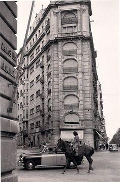 Barcelona 1967 Foto Xavier Miserachs