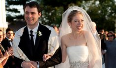 Extravagant Celebrity Weddings - Chelsea Clinton Wedding at WomansDay.com - Woman's Day