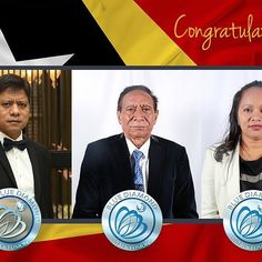 A NEW LEGACY OF LEADERS IS BORN IN #TIMORLESTE! • Timor's first-ever Grand Blue Diamond: Guilherme da Costa Barros • Blue Diamond Eduardo Almeida Barros • Blue Diamond Juselina Corte Real • + new Diamond Elites AND Diamonds! WHO WILL BE NEXT? #JustTheBeginning
