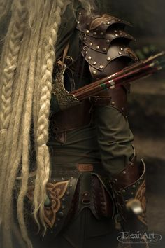 """""""An elf's braids were a symbol of rank. Only the highest ranked elves could weave acuri braids, while the lowest couldn't braid at all. I was a warrior. That meant I had three angle braids; one down the middle, and two down the sides. Three angled braids meant I could do whatever the heck I wanted to while off duty. All that changed when the Queen disappeared, and humans enslaved us. Now, there is no 'off duty'. Now, there is only Fay, the human brat I was enslaved to protect..."""""""