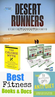 Since we know you're fit AND smart, we're also sharing the fitness books and documentaries that earned a 2014 Fittie Award!