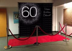 "Our ""Superstar"" Red Carpet package at St Johns Banquet Center, Southfield MI"