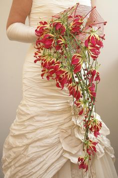 Passion!!!  Show your personality by choosing the right flowers ;-)  www.tomasdebruyne.com