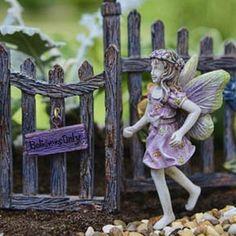 Miniature Dollhouse FAIRY GARDEN ~ Violeta ~ NEW | Home & Garden, Home Décor, Figurines | eBay!