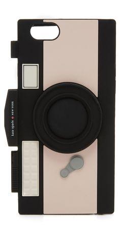 Kate Spade New York Camera iPhone 6 / 6s Case | SHOPBOP