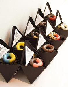 Tadam Jewellery - Handmade ceramic donut necklaces