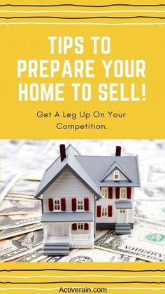 Do you know what you should do to prepare your home to sell? See some of the best tips for getting ready to sell your house. Home Selling Tips, Selling Your House, Sell House, Sell Your House Fast, Real Estate Articles, Real Estate Tips, Purple Bedrooms, Cute Dorm Rooms, Home Inspection