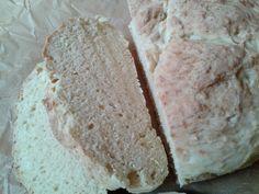 Ötperces kenyér – dagasztás, kelesztés nélkül! Kefir, Naan, Kids Meals, Bread, Recipes, Food, Kitchen, Cooking, Eten