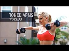 How To Lose Arm Fat - YouTube