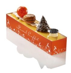 Pascal Caffet met de l'orange dans ses créations de Noël