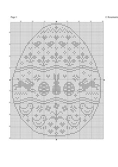 Gallery.ru / Фото #78 - Пасха/Easter/freebies - Jozephina Small Cross Stitch, Cross Stitch Letters, Cross Stitch Bird, Cross Stitch Animals, Cross Stitch Embroidery, Cross Stitching, Embroidery Patterns, Wedding Cross Stitch Patterns, Disney Cross Stitch Patterns