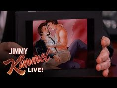 """Jimmy Kimmel Live: The Avengers Discuss """"Science Bros"""" And Other Strange Fan Art"""