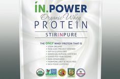 10 New Natural Protein Drinks and Powders - Some pretty decent proteins on this list!
