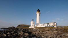 South LIghthouse on Fair Isle