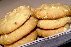 Fröken Fru: Popcornkakor Cookie Cake Pie, Fika, Popcorn, Recipies, Tasty, Cookies, Sweet, Desserts, Muffins