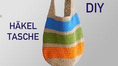 Tolle Häkeltasche | Anleitung für Anfänger / Tasche häkeln