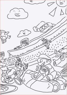 20 Best Super Mario Coloring Pages images | Super mario ...