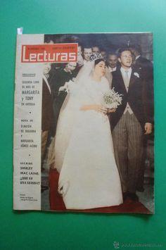 Nº 516 01/02/1962 SARA MONTIEL - SHIRLEY MACLAINE - GRACE KELLY - FALLERA MAYOR 1962