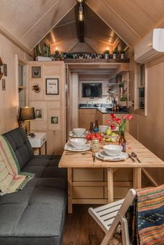 mytinyhousedirectory: Riverside Tiny House Beautiful!