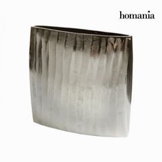 Square nickel vase - New York Collection by Homania