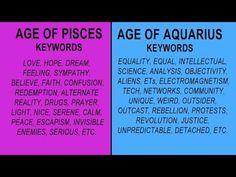 Age of Pisces vs Age of Aquarius