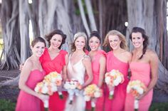 The Secrets of Successful Mismatched Bridesmaids -Part 2 by Belle The Magazine