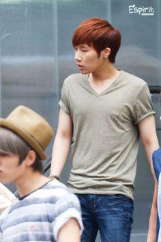 (16) Tumblr | We Heart It kim sung gyu infinite leader