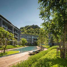 23° Escape Shma Landscape Architecture | Residential park | Landezine