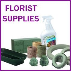 Free flower tutorials!  Learn how to make bridal bouquets, wedding corsages, groom boutonnieres, church decorations and reception centerpieces.  Buy wholesale flowers and discount florist supplies.