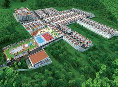 Vhridhaa Apartment Plan - Block P - Sree Daksha Property Developers Apartment Plans, Apartment Design, Coimbatore, Property Development, Built Environment, Luxury Apartments, Luxury Villa, Simple Living, The Unit