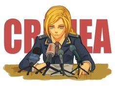 Natalia Poklonskaya...le das?