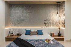 Master bedroom 1 bedback is part of Bedroom bed design - Bedroom Wall Designs, Bedroom Bed Design, Modern Bedroom Design, Bedroom Decor, Apartment Interior Design, Room Interior, Bed Back Design, Pine Bedroom Furniture, Luxurious Bedrooms